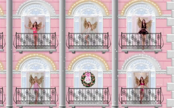Δες τα μοντέλα της Victoria s Secret να τραγουδάνε χριστουγεννιάτικα  τραγούδια (video) 17abc526df8
