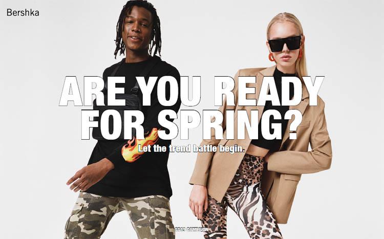 8533bae896f8 Bershka Spring 2019  Ας αρχίσει η μάχη των trend - AllYou.gr